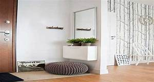 idee deco entree accueil design et mobilier With deco hall d entree