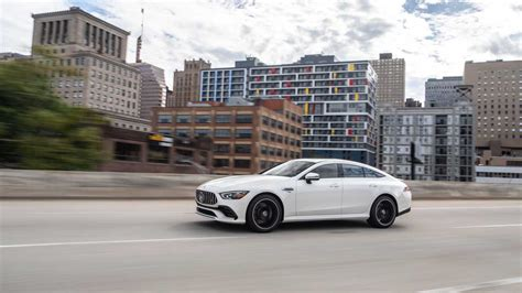 View inventory and schedule a test drive. 2021 Mercedes-AMG GT43 four-door coupe - 5043636