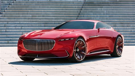 maybach car mercedes benz 2017 vision mercedes maybach 6 wallpaper hd car wallpapers