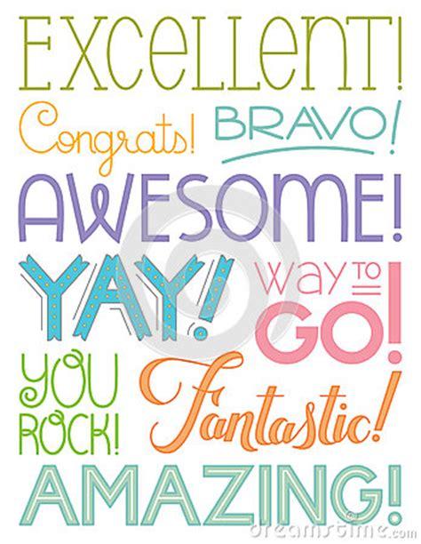 Achievement Word Art Stock Vector  Image 89662680
