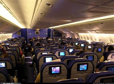 Boing 777 Interior by Boeing 777 200 Interior Photos