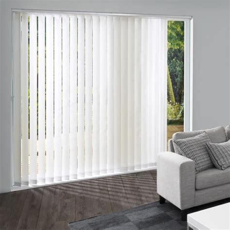 rideaux a lamelles verticales lamelles verticales tamisant blanc cass 233 achat vente rideau cdiscount