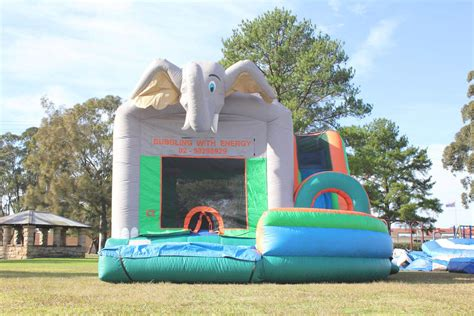 jumping castle pool hire sydney wollongong