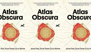 Review: ATLAS O... Atlas Obscura