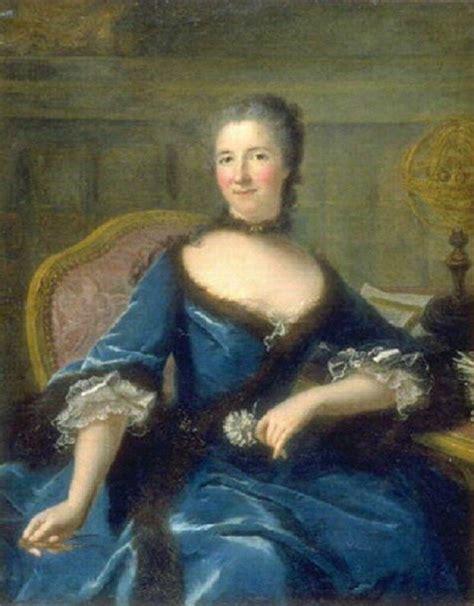 ca 1748 gabrielle emilie le tonnelier de breteuil marquise du chatelet by marianne loir mus 233 e