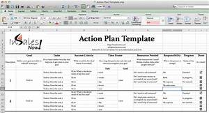 Perfect Business Action Plan Template Example in Excel ...