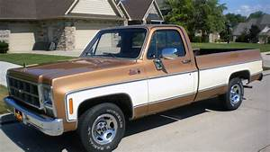 1979 Gmc Sierra Grande Pickup