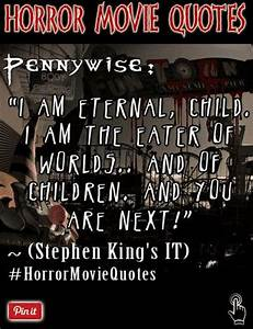 A wicked quote ... World Eater Quotes