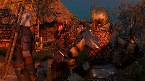 iorveth at the witcher 3 nexus mods and community