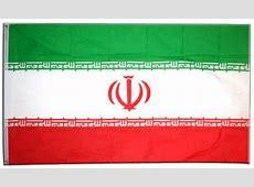 Irans flagga