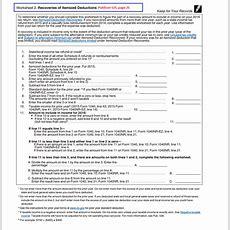 Online Tax Online Tax Worksheet