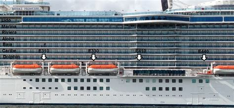 Royal Princess Deck Plan 2015 by How Bad Is An Quot Obstructed View Balcony Quot Cruise Critic