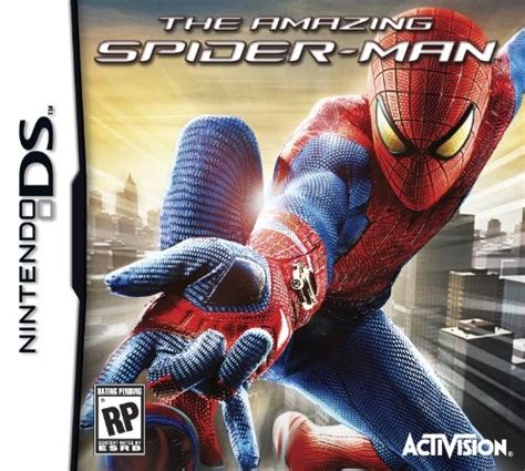 amazing spider man box art revealed ps move support