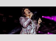 Live Review Harry Styles's solo Bangkok debut shows what