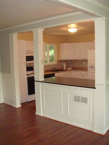 kitchen pass through ideas kitchen pass through i want something like this but more countertop overhang for bar stools