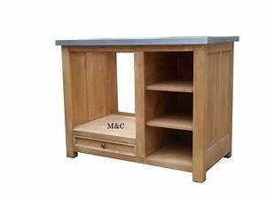 Meuble Pour Plaque De Cuisson : meuble bas pour four et plaque de cuisson wasuk ~ Dailycaller-alerts.com Idées de Décoration