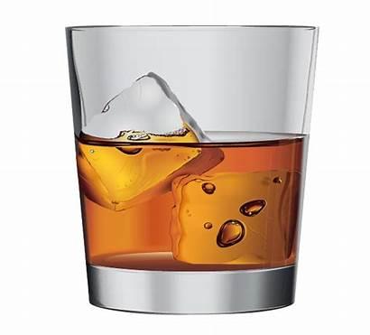 Whiskey Rocks Vector Illustrator Adobe Glass Using