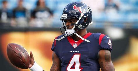 Texas Longhorns Football Wallpaper Houston Texans Deshaun Watson Sharp In Nfl Debut Pro Football Spot
