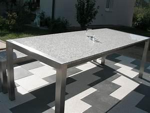 Gartentisch Edelstahl Granit : granit gartentische aus naturstein und edelstahl alpgranit ~ Whattoseeinmadrid.com Haus und Dekorationen