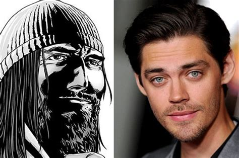 tom payne upcoming roles twd comic book badass quot jesus quot paul monroe has been casted
