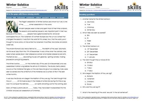 winter skills workshop