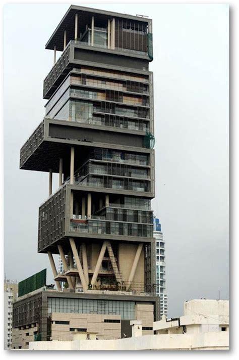 worlds  billion dollar home mukesh ambanis house