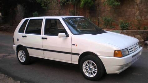 fiat uno india - YouTube