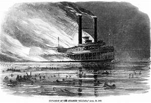 The Sultana  Titanic Of The Mississippi
