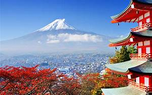 Mount Fuji Japan Highest Mountain Wallpapers | HD ...