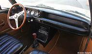 BMW 2002 Interior