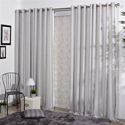 cortinas grises cortinas grises y blancas gallery of cortina gris de