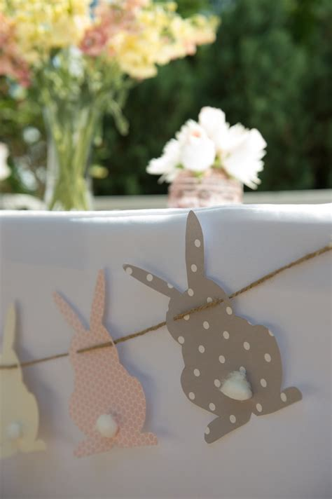 karas party ideas vintage bunny themed baby shower