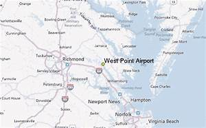 West Point Airport Weather Station Record