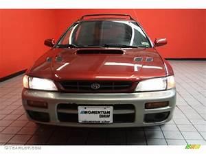 Sport 2000 Gray : 2000 sedona red pearl subaru impreza outback sport wagon 42188290 photo 17 ~ Gottalentnigeria.com Avis de Voitures
