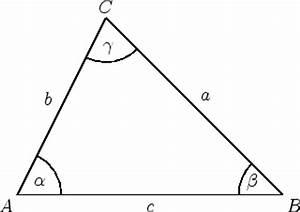 Geometrie Winkel Berechnen : mathematik online lexikon erl uterung zu dreieck ~ Themetempest.com Abrechnung