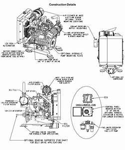 49 6 Hp Tier 4 Final Diesel Power Unit Details