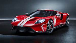 2018, Ford, Gt, 67, Heritage, Edition, 4k, Wallpapers