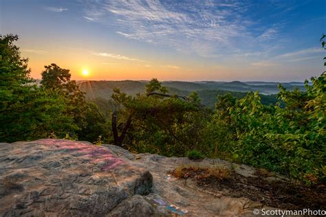 morning colors morning colors lockegee rock kentucky travel photography