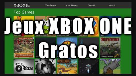 telecharger vous des jeux sur xbox one gratuitement