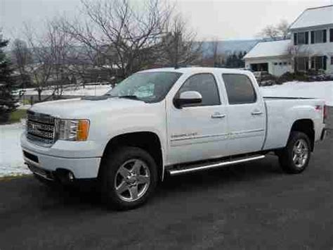 car engine manuals 2012 gmc sierra 2500 on board diagnostic system purchase used 2012 gmc sierra 2500 denali in maryville tennessee united states