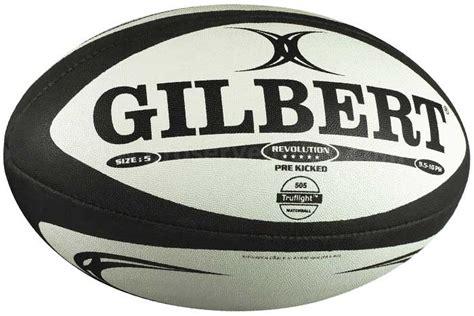 Gilbert Revolution X Size 5 Match Rugby Ball