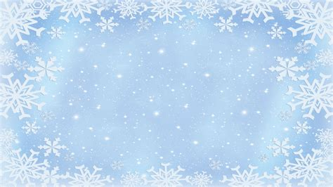 Border Snowflake Background Clipart by Free Snowflake Background Cliparts Free Clip
