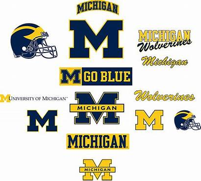 Michigan Wolverines Clipart Football Clip Wolverine Cliparts