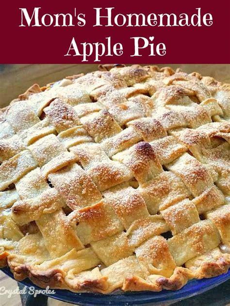 easy pie recipes apple pie recipe