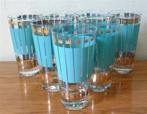 537 Best Images About Vintage Glasses & Pitchers On