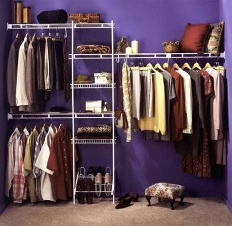 closet organizer everything simple