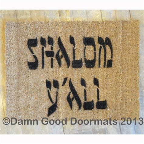 shalom doormat top 410 ideas about mot stuff on keep calm