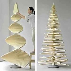 Adventskalender Holz Baum : diy weihnachtsbaum aus holzlatten weihnachtsbaum ~ Watch28wear.com Haus und Dekorationen