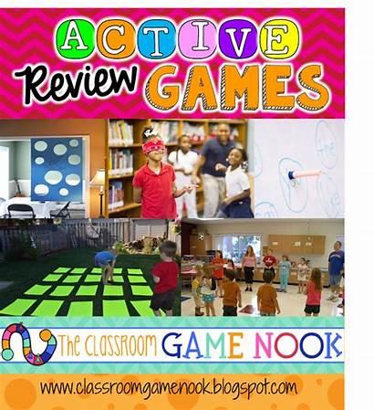 Classroom Games Active Using Fun Activities Teacher