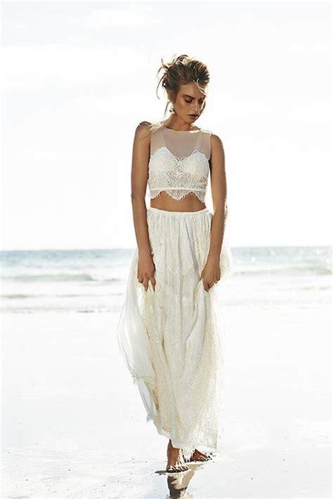 Casual Beach Wedding Dresses To Stay Cool Modwedding